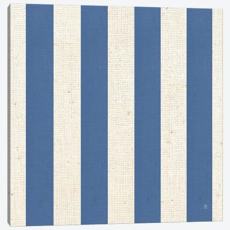 Blue Sky Garden Pattern V Canvas Print #WAC8620} by Studio Mousseau Art Print