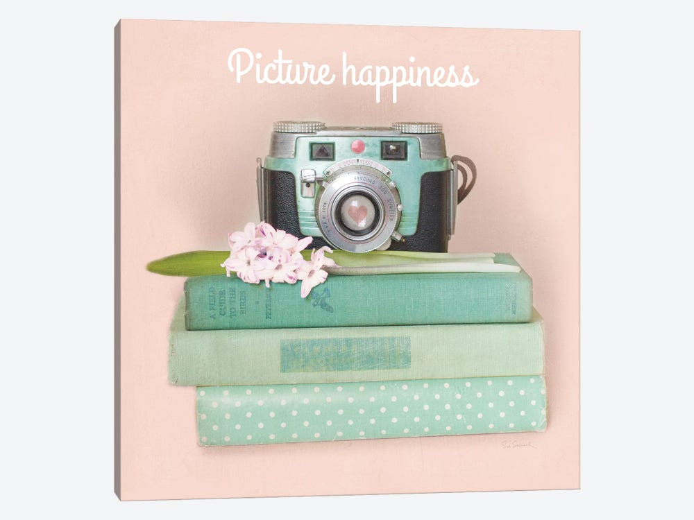 Love Office III: Picture Happiness by Sue Schlabach 1-piece Canvas Art