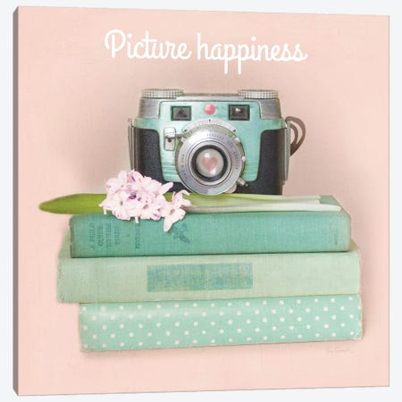 Love Office III: Picture Happiness Canvas Print #WAC8632} by Sue Schlabach Canvas Artwork