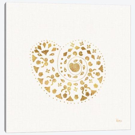 Sea Charms IV, No Words 3-Piece Canvas #WAC8649} by Veronique Charron Canvas Art Print