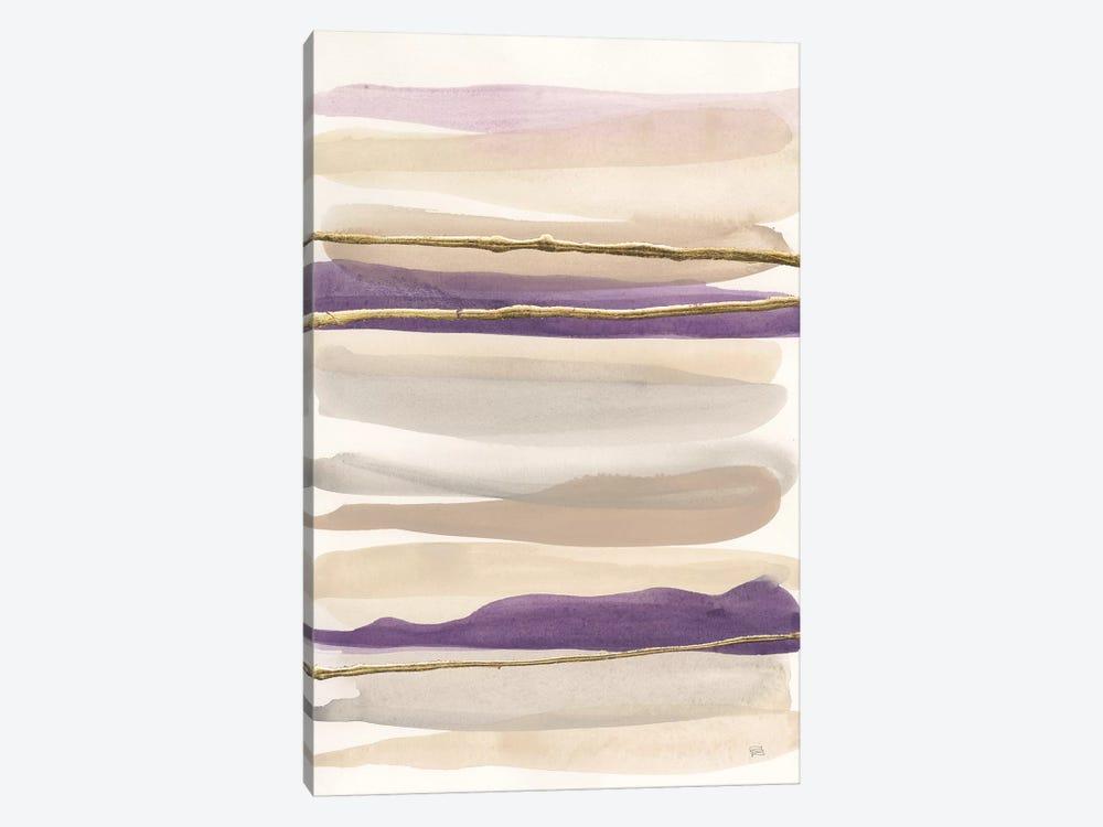 Gilded Amethyst II Crop by Chris Paschke 1-piece Art Print