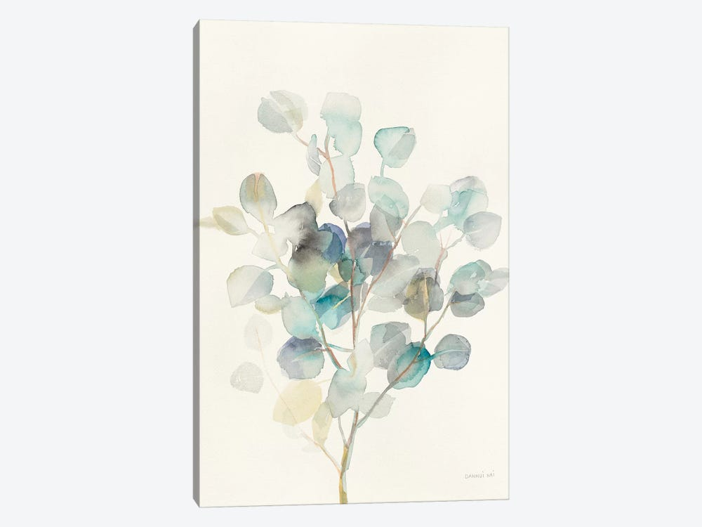 Eucalyptus III by Danhui Nai 1-piece Canvas Art Print