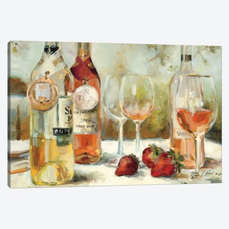 Summer Award Winners Canvas Print #WAC867} by Marilyn Hageman Art Print