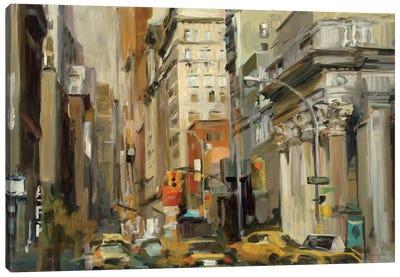 Union Square NY Canvas Print #WAC868
