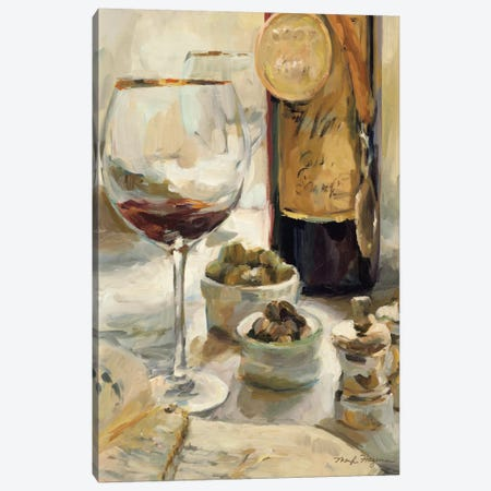Award Winning Wine I  Canvas Print #WAC869} by Marilyn Hageman Canvas Art