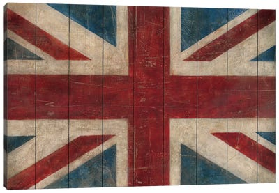 Union Jack Canvas Print #WAC86