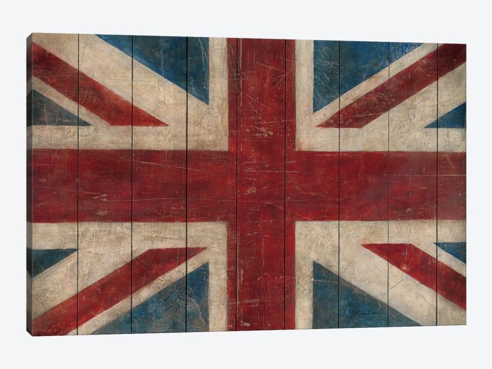 Union Jack by Avery Tillmon 1-piece Canvas Art