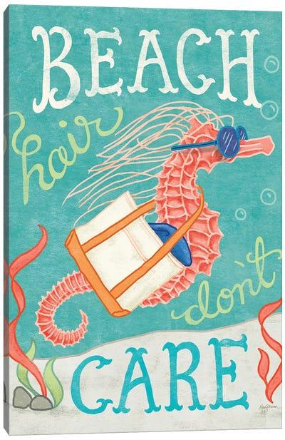 Ocean Friends I Canvas Art Print