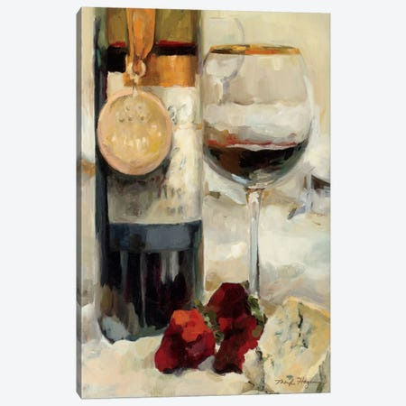 Award Winning Wine II  Canvas Print #WAC870} by Marilyn Hageman Canvas Print