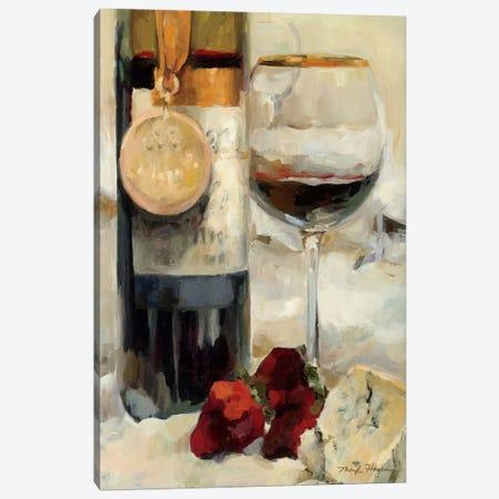 Award Winning Wine II  Canvas Print #WAC870} by Marilyn Hageman Canvas Print