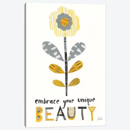Bloom Boldly II Canvas Print #WAC8713} by Melissa Averinos Canvas Art Print