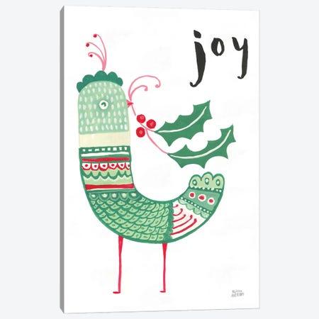 Christmas Tweets II Canvas Print #WAC8717} by Melissa Averinos Canvas Art