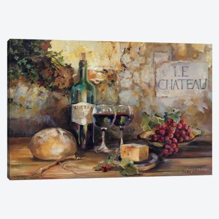 Le Chateau Canvas Print #WAC871} by Marilyn Hageman Canvas Art Print