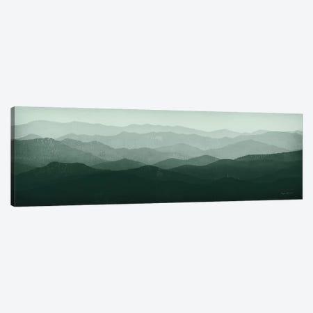 Green Mountains Canvas Print #WAC8722} by Ryan Fowler Canvas Art