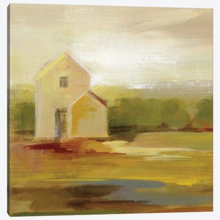 Hillside Barn I Canvas Print #WAC8726} by Silvia Vassileva Canvas Print