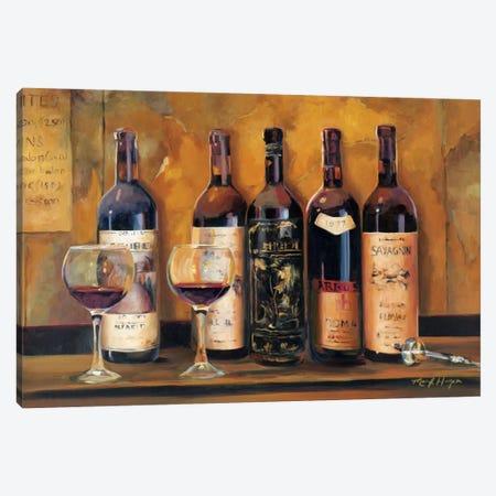 Cellar Reds Canvas Print #WAC872} by Marilyn Hageman Canvas Print