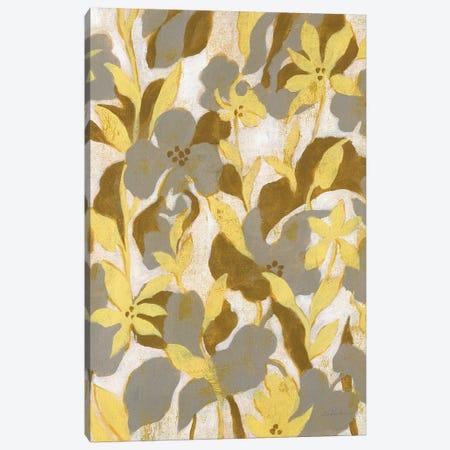 Painted Tropical Screen II Canvas Print #WAC8730} by Silvia Vassileva Canvas Print