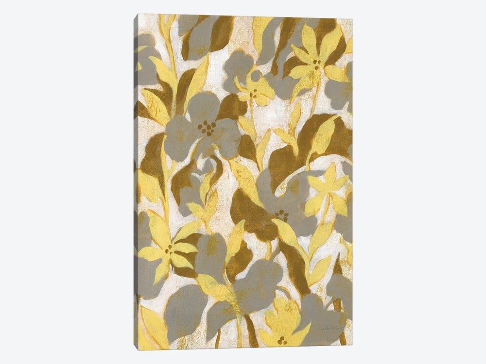 Painted Tropical Screen II by Silvia Vassileva 1-piece Canvas Print