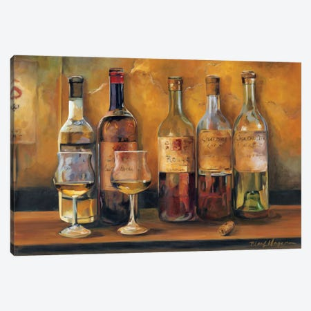 Cellar Whites Canvas Print #WAC873} by Marilyn Hageman Art Print