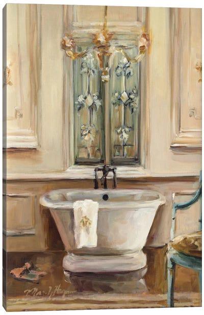 Classical Bath III Canvas Print #WAC876