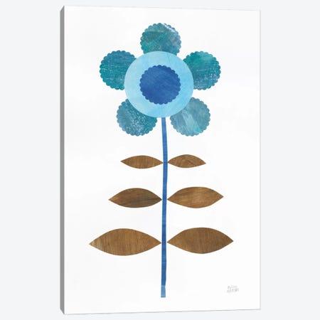 Retro Blooms IV Canvas Print #WAC8770} by Melissa Averinos Art Print