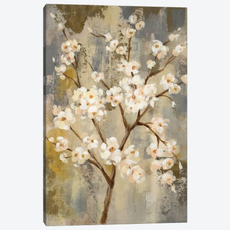Neutral Branches I Canvas Print #WAC8772} by Silvia Vassileva Canvas Art Print