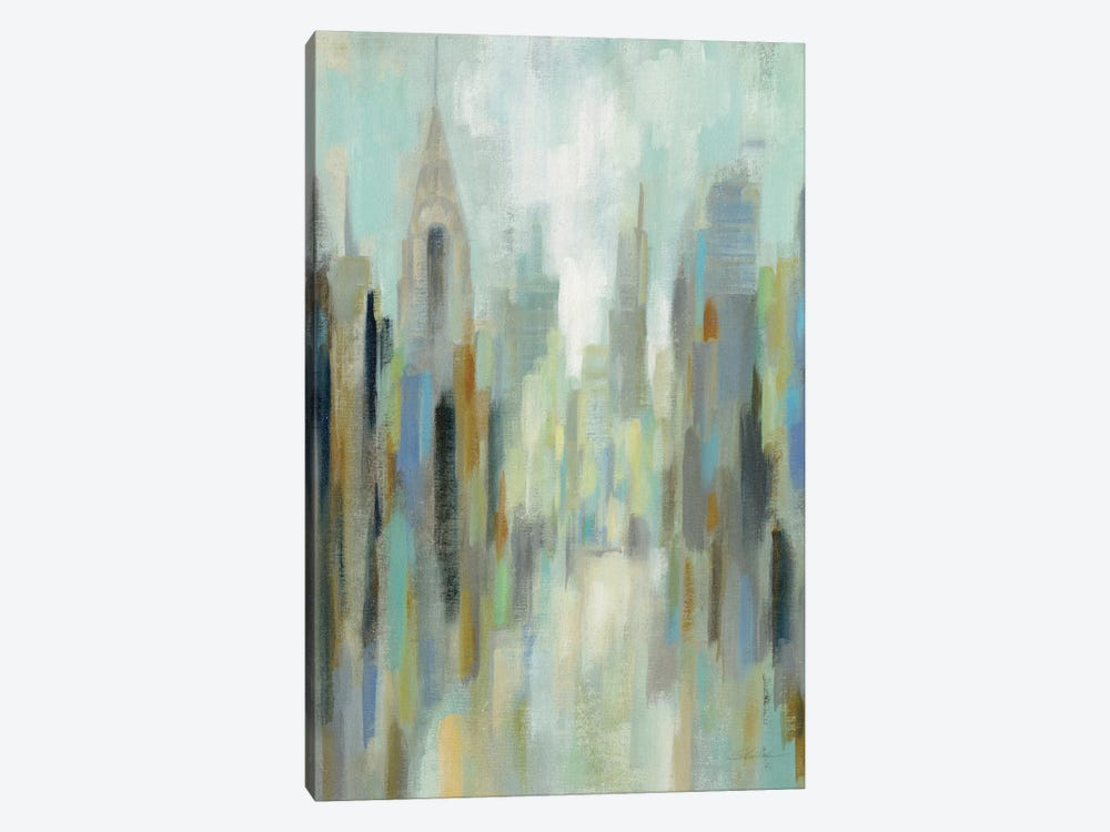 New York Morning I by Silvia Vassileva 1-piece Canvas Print