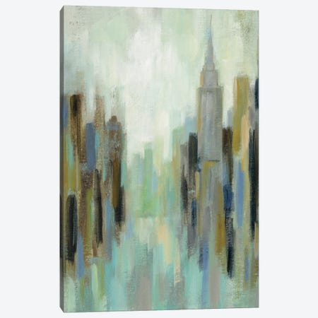 New York Morning II Canvas Print #WAC8775} by Silvia Vassileva Canvas Art