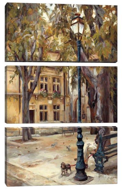 Provence Village II Canvas Art Print
