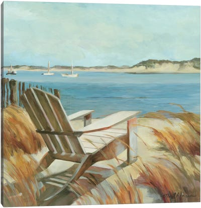 Sea Breeze Canvas Print #WAC879