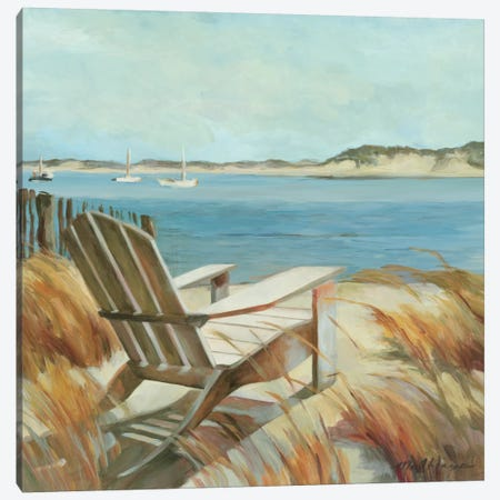 Sea Breeze Canvas Print #WAC879} by Marilyn Hageman Art Print