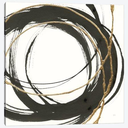 Gilded Enso II Canvas Print #WAC8801} by Chris Paschke Art Print