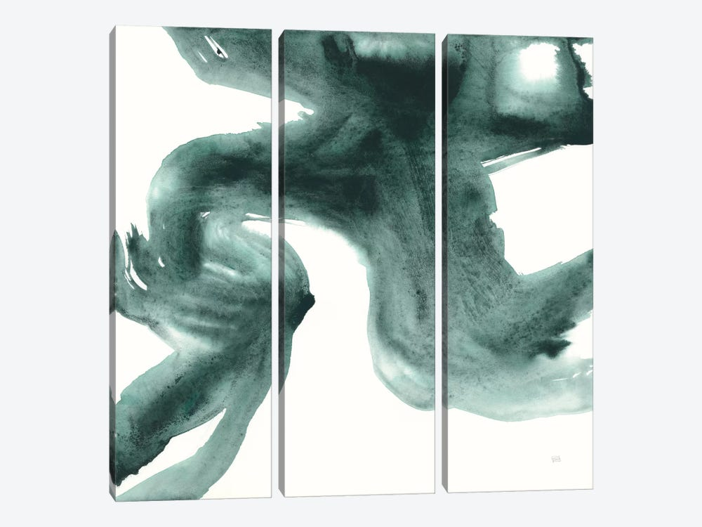 Jasper Wash I by Chris Paschke 3-piece Canvas Artwork