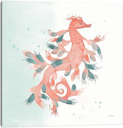Splash III Canvas Art Print