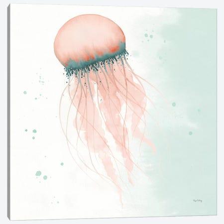 Splash IV Canvas Print #WAC8836} by Elyse DeNeige Canvas Art Print