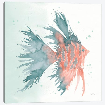 Splash V Canvas Print #WAC8837} by Elyse DeNeige Canvas Print