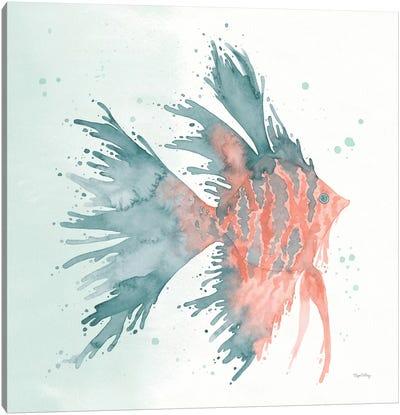 Splash V Canvas Art Print