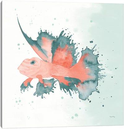 Splash VI Canvas Art Print