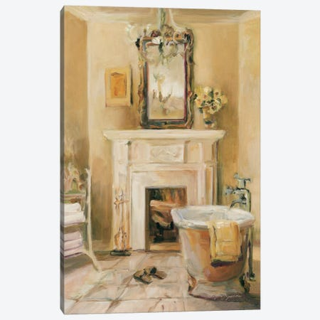 French Bath IV Canvas Print #WAC884} by Marilyn Hageman Canvas Print