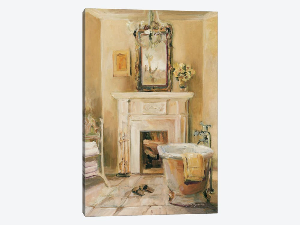 French Bath IV by Marilyn Hageman 1-piece Art Print