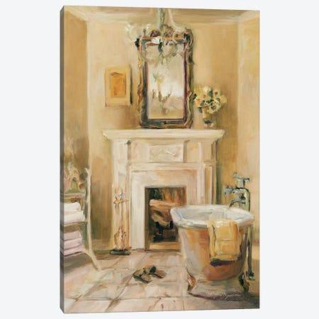 French Bath IV Canvas Print #WAC884} by Marilyn Hageman Canvas Print