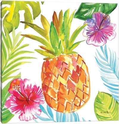 Tropicana VI Canvas Art Print