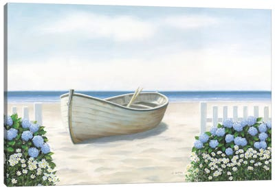 Beach Days I Canvas Art Print