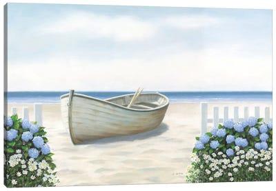 Beach Days I Canvas Art Print