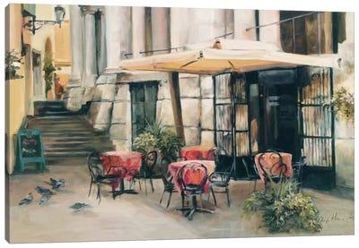 Wine Cellar in Vincenza Canvas Print #WAC886