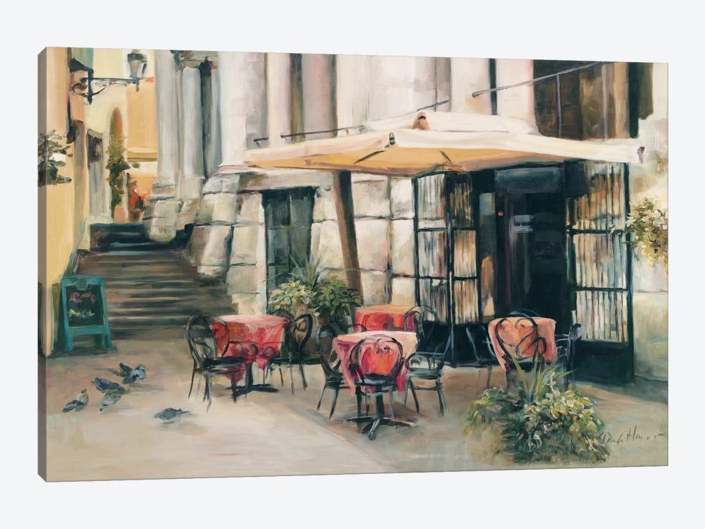 Wine Cellar in Vincenza by Marilyn Hageman 1-piece Canvas Print