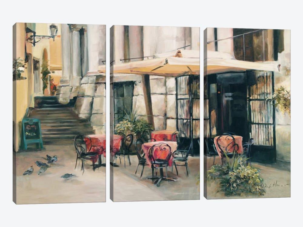 Wine Cellar in Vincenza by Marilyn Hageman 3-piece Canvas Art Print
