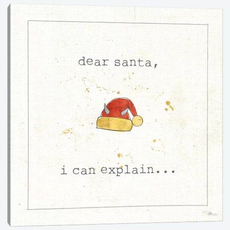 Christmas Cuties I Canvas Print #WAC8889} by Pela Studio Art Print