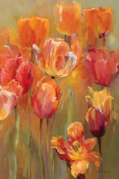Tulips In The Midst Ii Canvas Art By Marilyn Hageman Icanvas