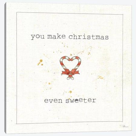 Christmas Cuties II Canvas Print #WAC8890} by Pela Studio Canvas Art